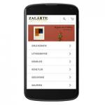Zalarte mobile